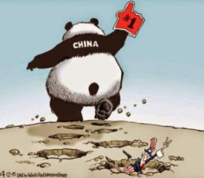土木乙博:你说美国人和欧洲人会希望中国实现四个现代化、富裕强大起来吗?|2019-01-29